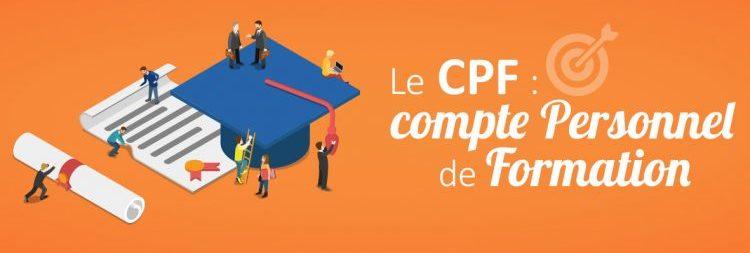 Pour vous former, pensez au CPF !