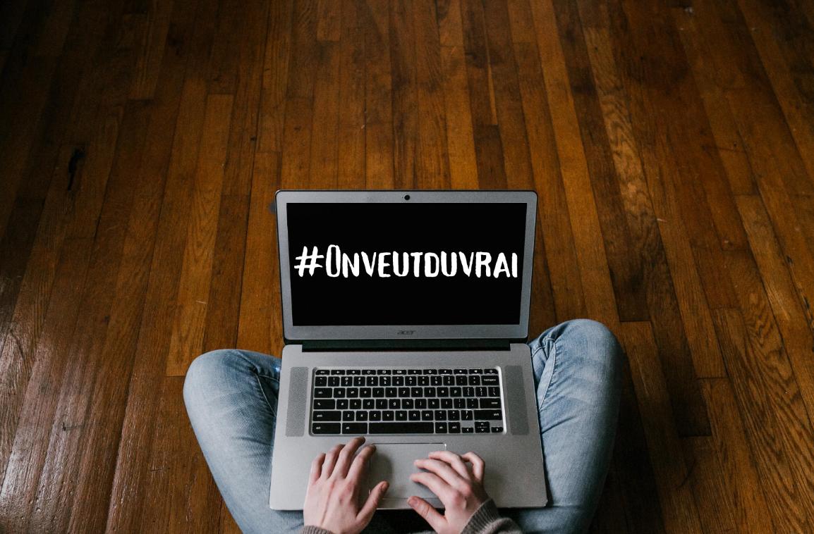 Portrait #Onveutduvrai